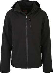 Czarna kurtka Killtec w stylu casual