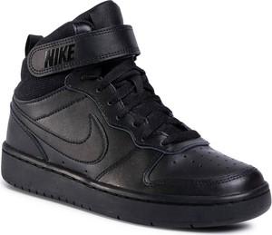 Czarne buty sportowe dziecięce eobuwie.pl sznurowane