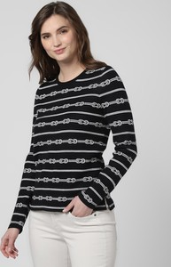 Czarny sweter Franco Callegari