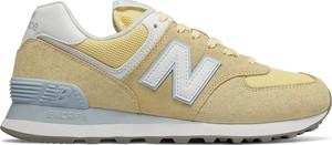 Buty sportowe New Balance w sportowym stylu sznurowane 574