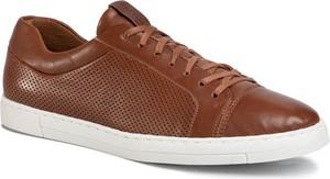 Gino Rossi Sneakersy Taimer MPU328-458-XB00-5000-T Brązowy