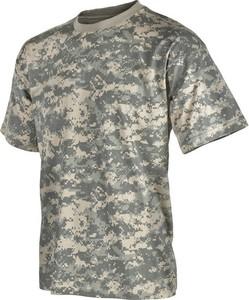 T-shirt HELIKON-TEX w młodzieżowym stylu z krótkim rękawem