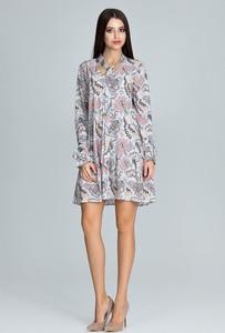 acd8e7d458 Sukienka sukienki.pl w stylu casual z długim rękawem