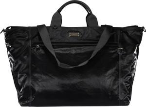 Czarna torebka Dolce & Gabbana na ramię