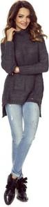 Sweter Bergamo w stylu casual