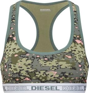 Zielony strój kąpielowy Diesel
