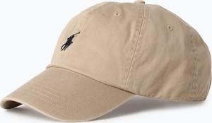 Brązowa czapka POLO RALPH LAUREN