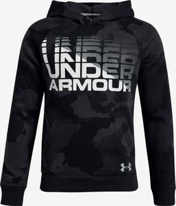 Bluza dziecięca Under Armour z bawełny