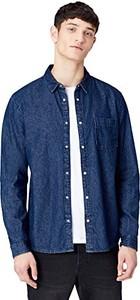 Granatowa koszula Find.