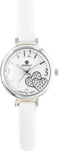 PERFECT B7063 (zp863a) - komunijny - Biały || Srebrny