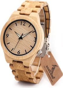 Zegarek drewniany BOBO BIRD na bransolecie D27