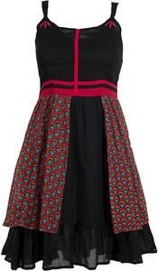 Sukienka Kéawa rozkloszowana