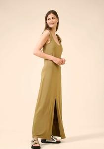 Sukienka ORSAY na ramiączkach z dekoltem w kształcie litery v