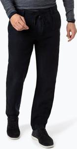 Granatowe spodnie BOSS Casual