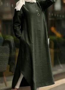 Zielona sukienka Cikelly mini