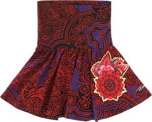 Czerwona spódniczka dziewczęca Desigual