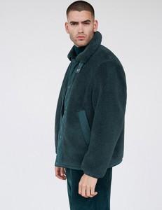 Zielona kurtka Reserved w stylu casual