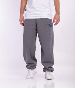 Spodnie sportowe SSG z dresówki