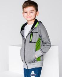 Bluza dziecięca ombre clothing z bawełny