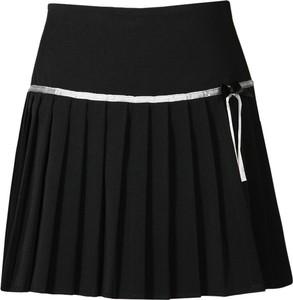 Czarna spódnica Fokus mini w stylu casual