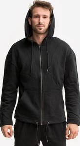 Czarna bluza Urban Classics z bawełny