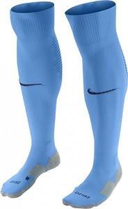 Niebieskie skarpety Nike z bawełny