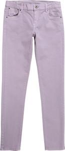 Różowe legginsy dziecięce Pepe Jeans