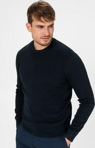 Czarny sweter Armani Exchange w stylu casual z bawełny