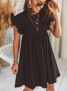 Sukienka SELFIEROOM z bawełny mini