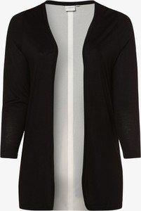 Czarny sweter Junarose w stylu casual