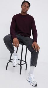 Fioletowy sweter PRODUKT by Jack & Jones