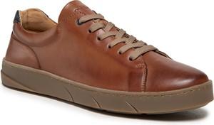 Sneakersy RYŁKO - IU6315 B5351A 6 Brąz/Granat 2YF