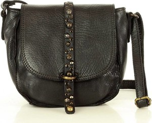 Czarna torebka Merg na ramię