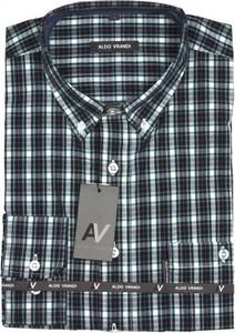 Koszula Aldo Vrandi w stylu casual z długim rękawem
