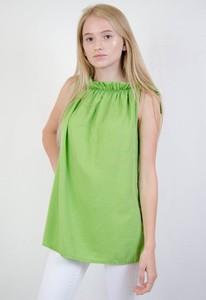 Zielona bluzka Olika