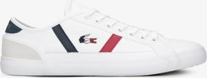 Buty sportowe Lacoste ze skóry w sportowym stylu