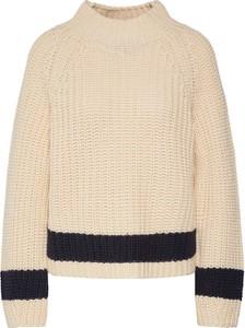 Sweter Essentiel Antwerp z wełny w stylu casual