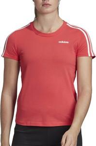 Bluzka Adidas z bawełny w sportowym stylu