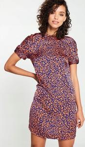 Sukienka V by Very w stylu casual z satyny