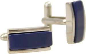 Niebieska spinka do krawata Chattier