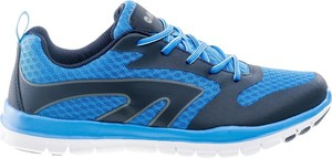 Buty sportowe Hi-Tec sznurowane z płaską podeszwą