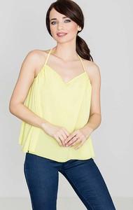 Żółta bluzka Katrus