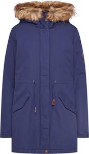 Płaszcz Roxy z tkaniny w stylu casual