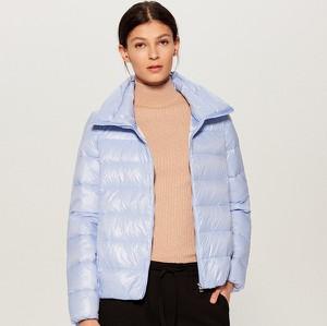 Niebieska kurtka Mohito