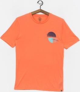 T-shirt Volcom z żakardu
