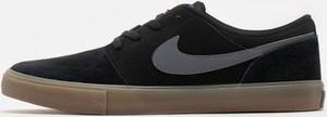 Nike SB Portmore II Solar Black Dark Grey
