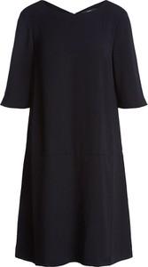 Czarna sukienka Set w stylu casual mini
