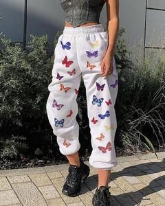 Spodnie Kendallme z dresówki