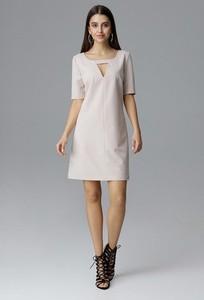 Sukienka Figl mini z krótkim rękawem