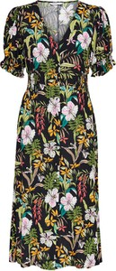 Sukienka Only maxi z krótkim rękawem